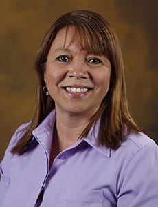 Photo of Gail Moraton, Business Resiliency Manager at IBHS