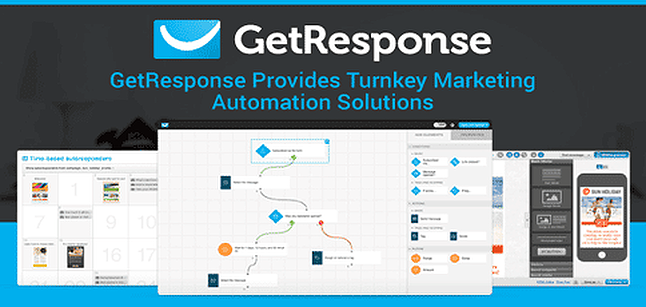 GetResponse Provides Turnkey Email and Marketing Automation Solutions for Businesses of All Sizes