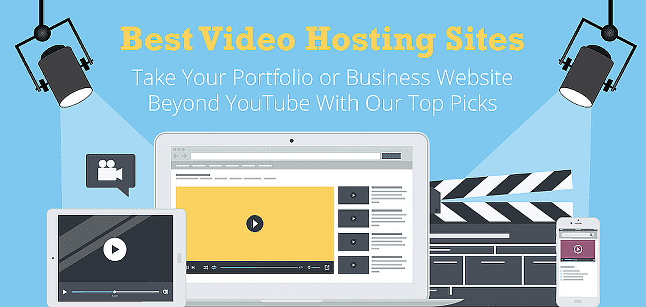 16 Best Video Hosting Sites (2019) for Business and Portfolio Websites