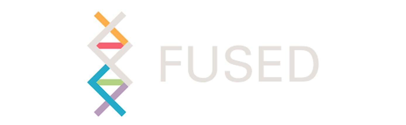 Fused logo