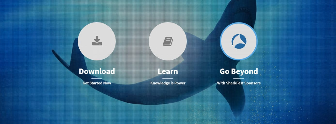 Graphic depicting Wireshark's features