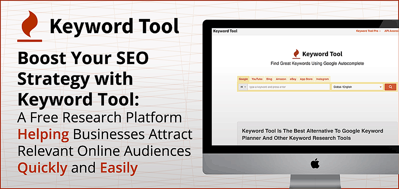 Boost Your SEO Strategy with Keyword Tool: A Free Research Platform