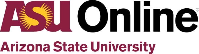 Arizona State University Online logo