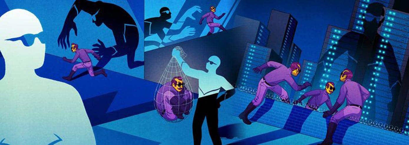 Hypothetical cybercriminals