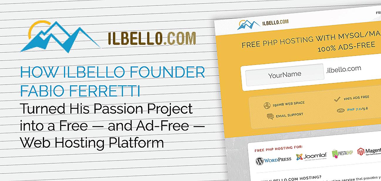 How ilbello Founder Fabio Ferretti Turned His Passion