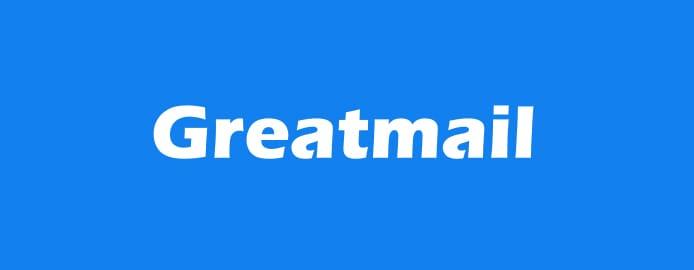 Greatmail logo
