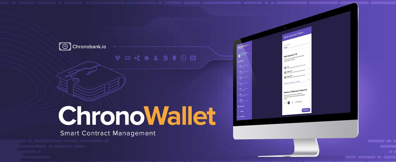 ChronoWallet logo