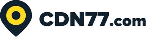 CDN77 logo