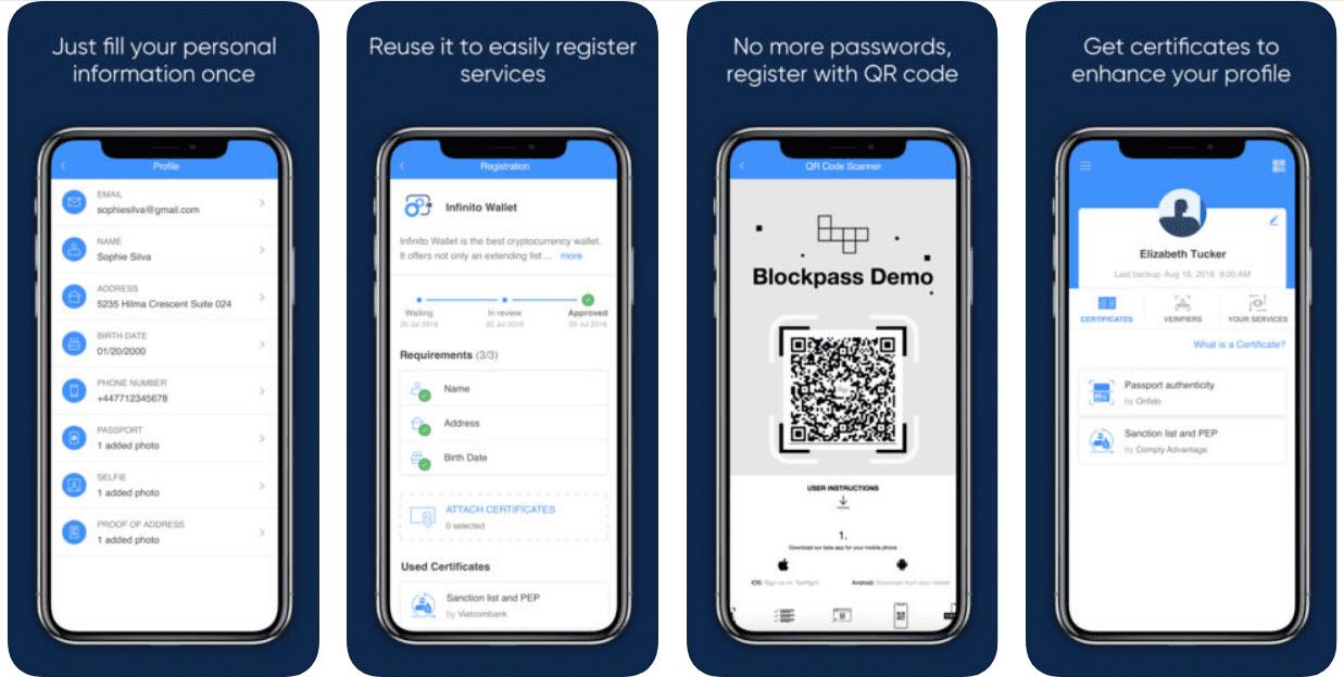 Multiple Blockpass screenshots