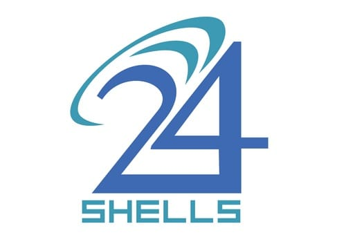 24Shells logo