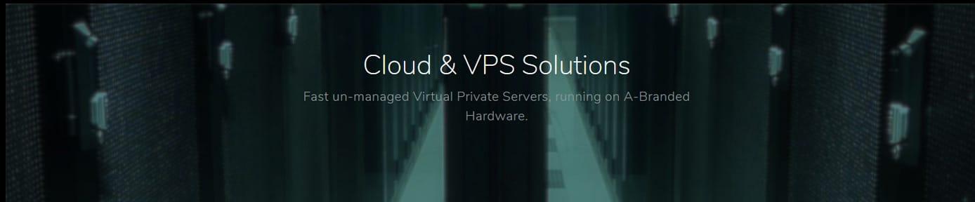 NFOrce VPS solutions banner