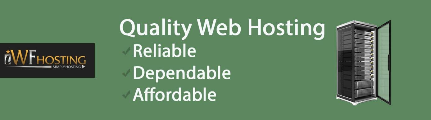 iWF Hosting logo