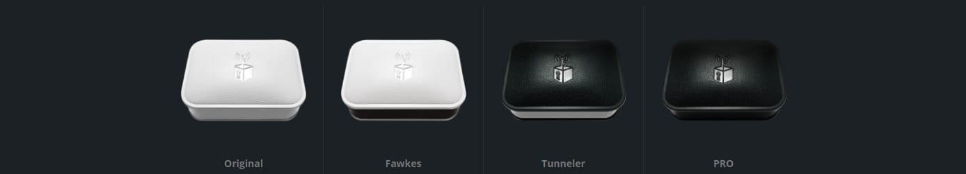 Anonabox routers