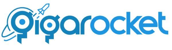 GigaRocket logo