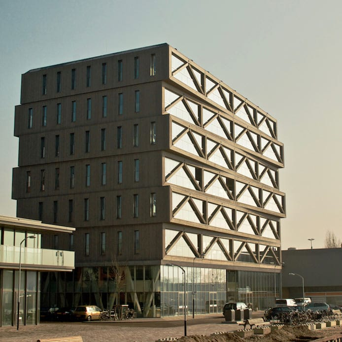 Photo of Greenhost offices in the Netherlands