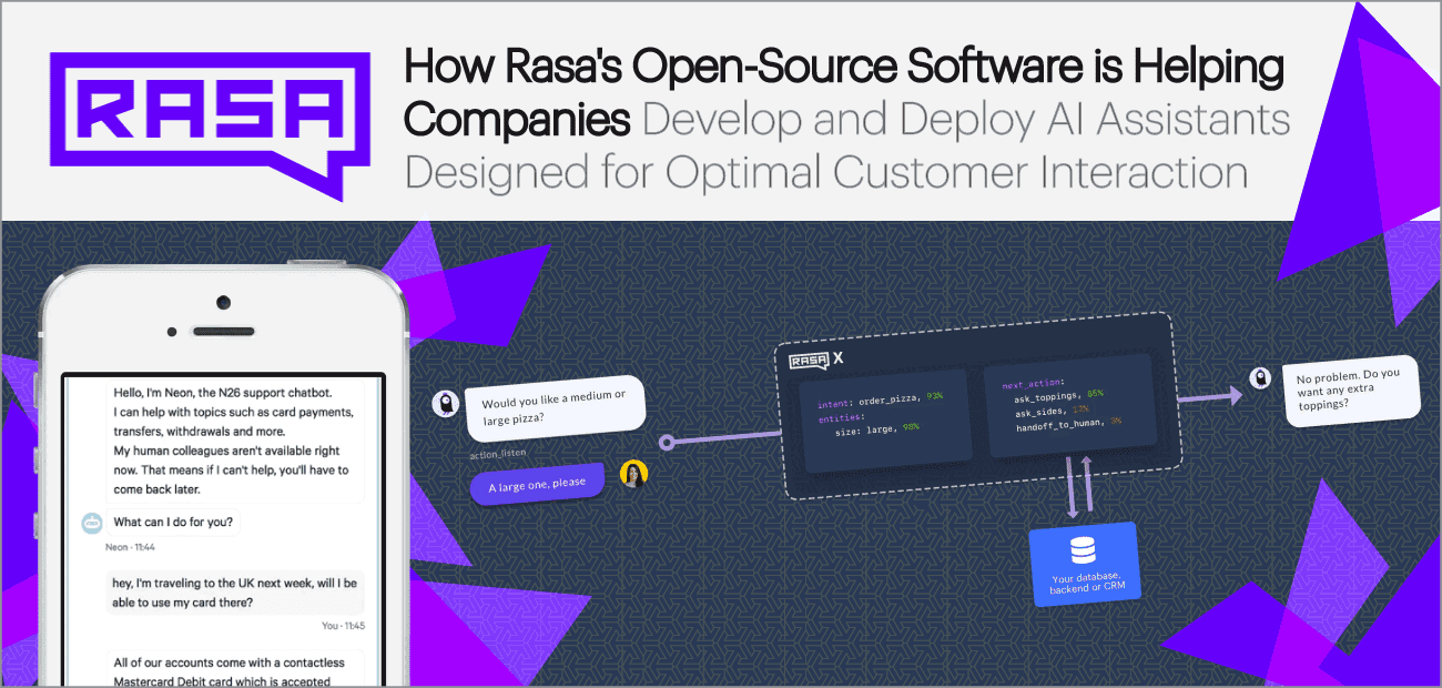 How Rasa's Open-Source Software is Helping Companies Develop