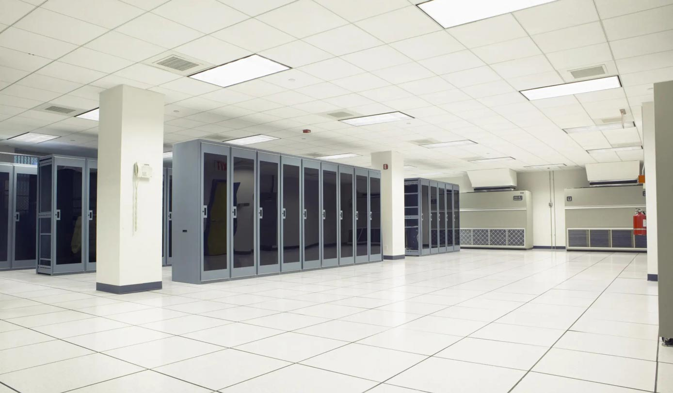 Photo of Hostdens datacenter