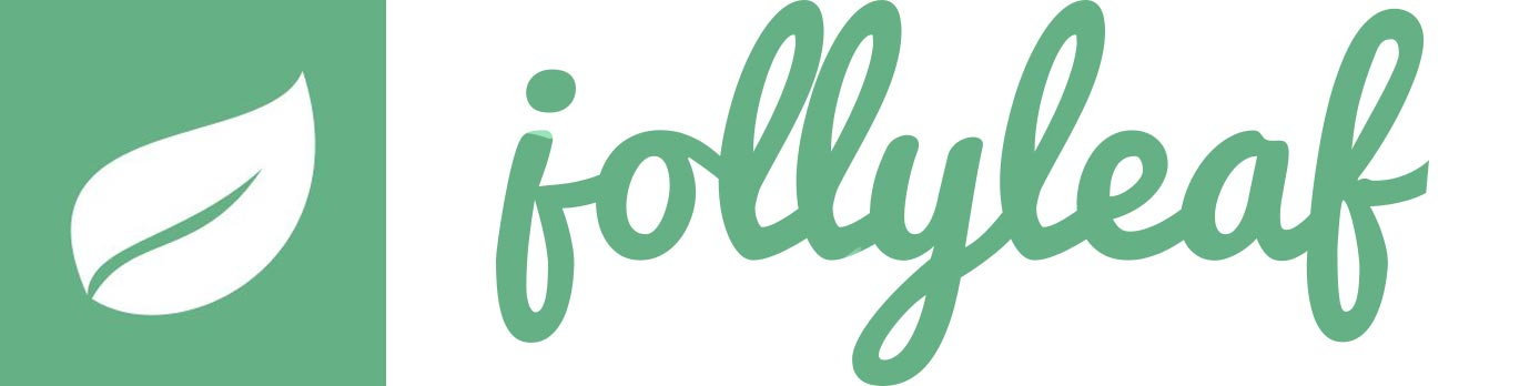 Jolly Leaf logo