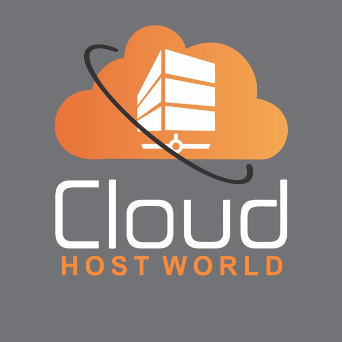 Cloud Host World logo