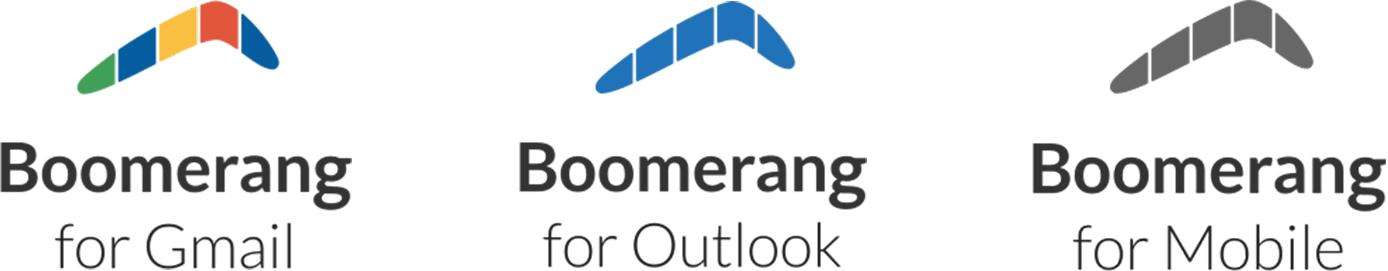 Boomerang logos