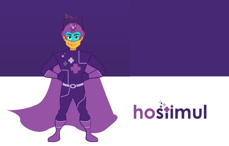Hostimul logo