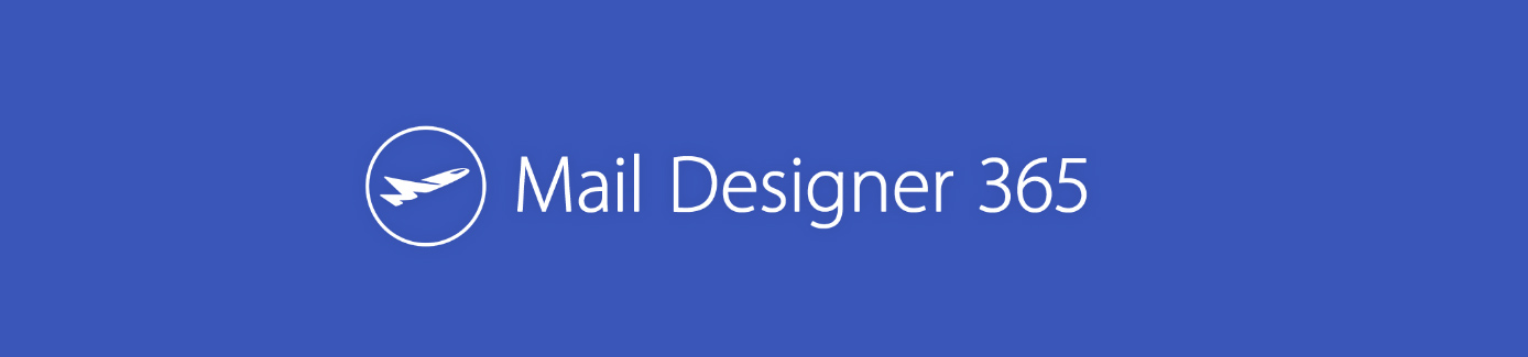 Mail Designer 365 logo