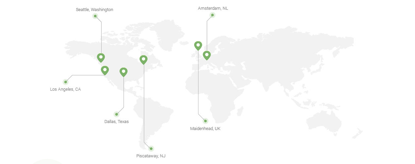 VPSDime infrastructure map