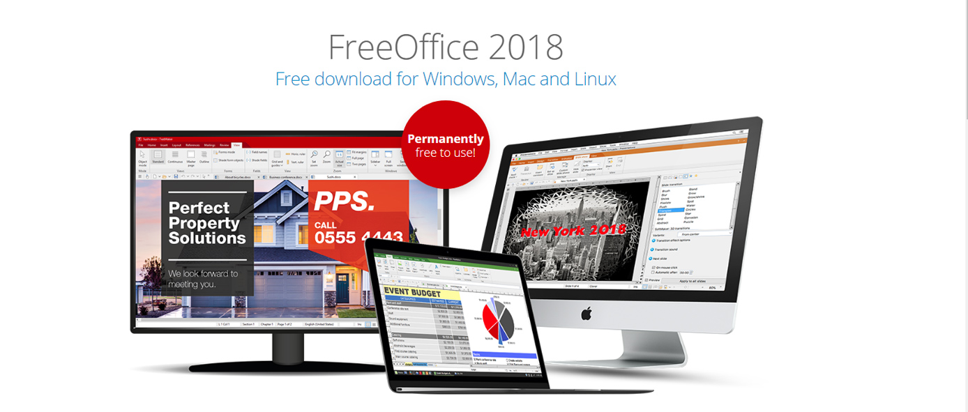 FreeOffice 2018