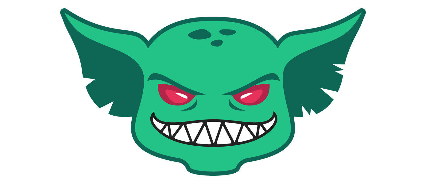 Gremlin mascot
