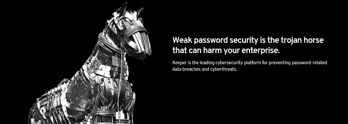 Weak password security is the trojan horse that can harm your enterprise