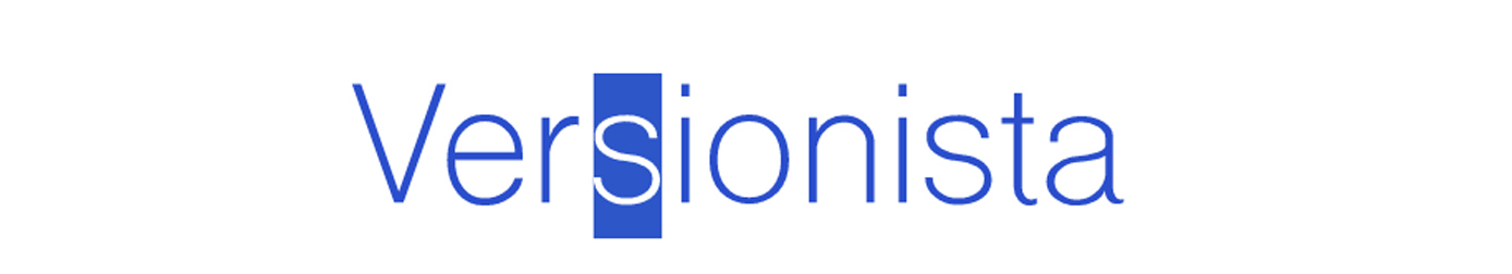 Versionista logo