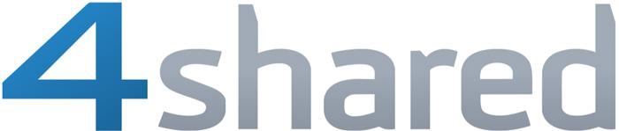 4shared logo