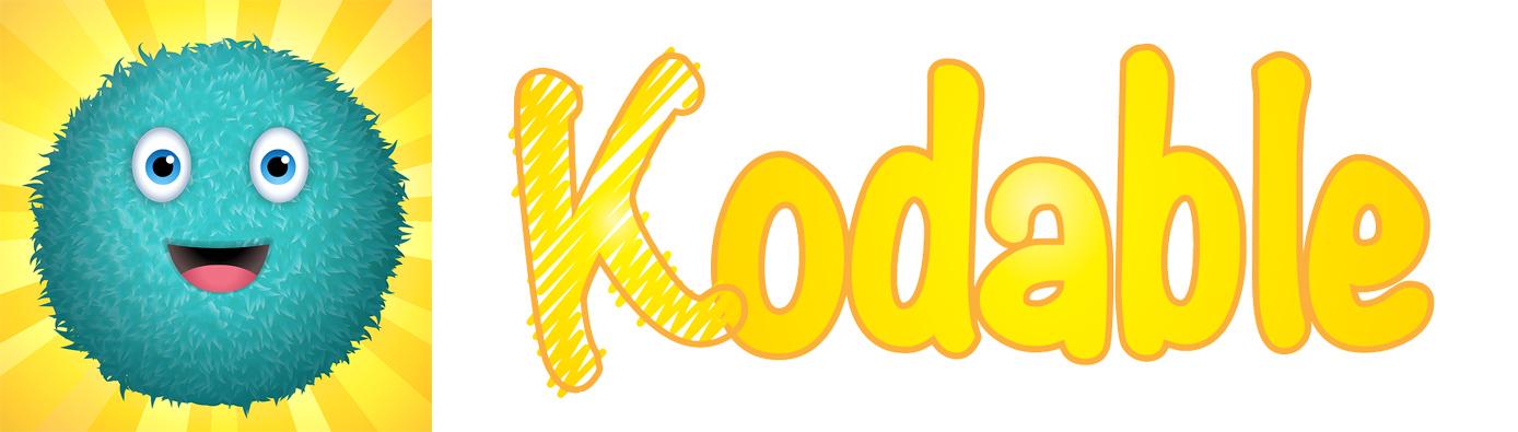 Kodable logo