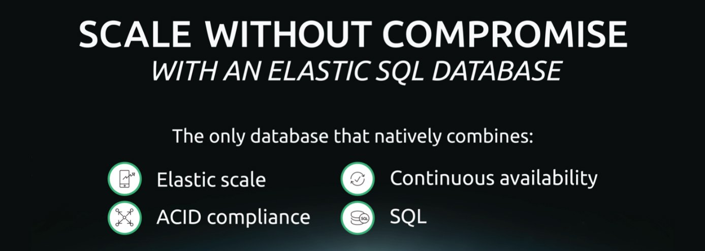 Scale without compromise