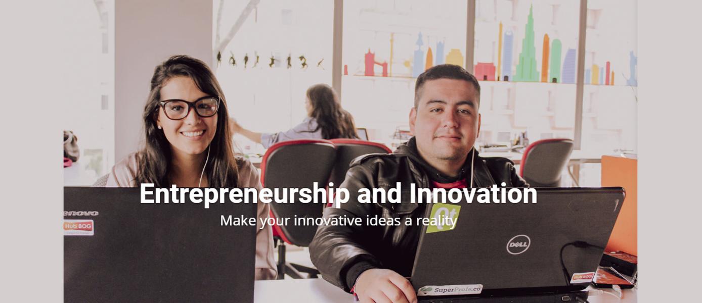 Image reading: Entrepreneurship and innovation: make your innovative ideas a reality