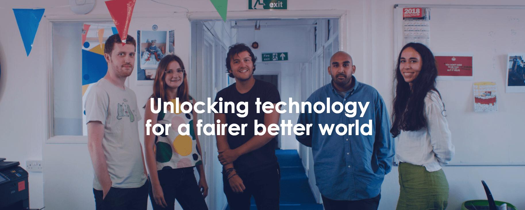 Tech for a better world